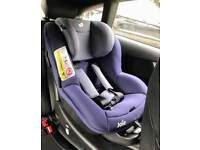 Joie i-anchor advance car seat with isofix base
