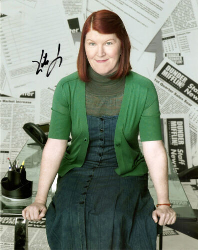 KATE FLANNERY GENUINE AUTHENTIC SIGNED 10X8 PHOTO AFTAL & UACC [9771] PROOF