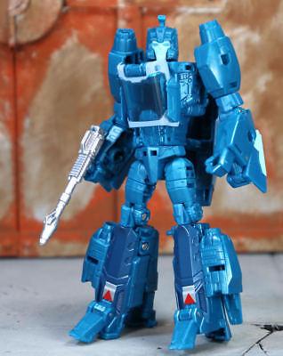 Transformers Titans Return BLURR Complete Deluxe Headmaster