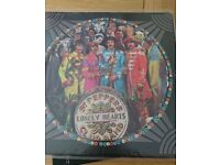 Picture Disc The Beatles Sgt Peppers Lonely Hearts Club Band 1978