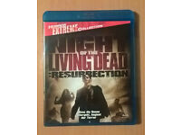 "Night Of The Living Dead: Resurrection (Blu Ray German Import, 2012)""OOP"""