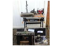 GOOD SET OF ROUTING KIT in good condition