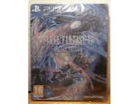 Final Fantasy XV Deluxe Edition - PS4 - New
