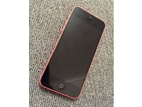 iPhone 5c Pink 16gb excellent condition with box and accessories