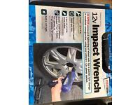 12 v Impact Wrench (Streetwize)