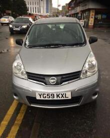 Nissan Note Automatic low mileage auto