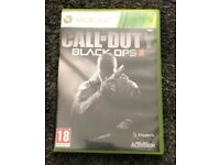 Call of Duty Black Ops II (2) - Xbox 360 - Preowned