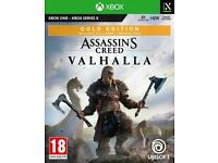 Assassin's Creed Valhalla - Gold Edition (Xbox One/Xbox Series X)