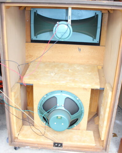 """Vintage Pair Altec Lansing A7-500 Voice of the Theater """"Magnificent"""" Speakers"""