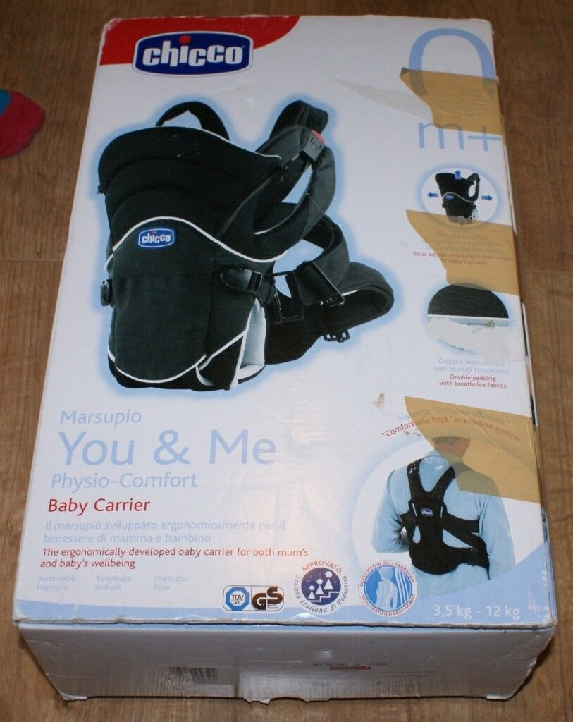 Chicco Marsupio Baby Carrier In Ferry Road Edinburgh Gumtree