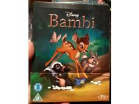 Disney bambi steelbook blu ray