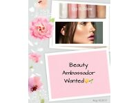 Beauty Ambassadors wanted for Online Beauty Store