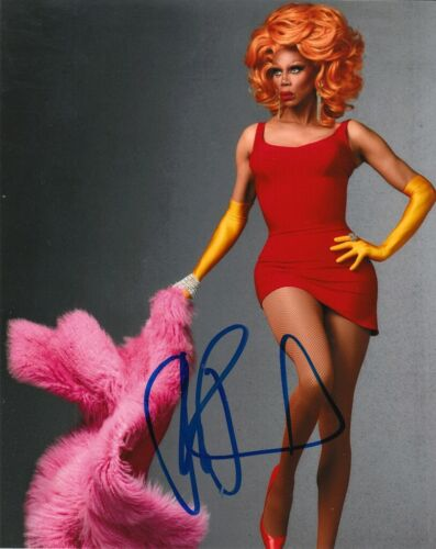 RuPAUL.. AJ And The Queen - SIGNED