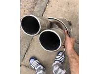 Universal Perfomance exhaust