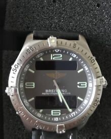 Breitling Aerospace Titanium Gents watch
