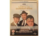 NEW. LAST OF THE SUMMER WINE SERIES 1 & 2