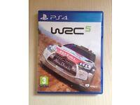WRC 5 FIA World Rally Championship PS4