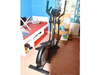 NORDIC TRACK AUDIO STRIDER 400 CROSS TRAINER WAS £400