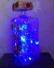Iron Man Blue 40 LED Multi-Function Light Unit