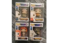 Fifth element funko pops (collection only)