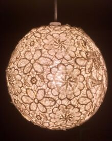 Light shade for sale!
