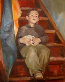 Portrait and still life Paintings, OIL, ACRYLIC, PASTELS
