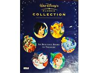 Walt Disneys Classic Collection - 6 Books