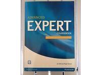 URGENT New English Advanced EXPERT Coursebook