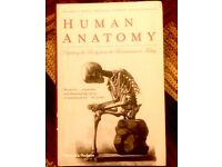 Human Anatomy . Depicting body from renaissance to today . Very good condition £3.99
