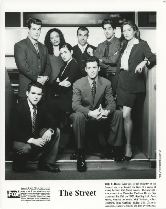 """Cast of """"The $treet"""" Original TV Still"""