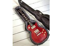 Gibson Les Paul Studio Guitar - Worn Cherry (no offers!)