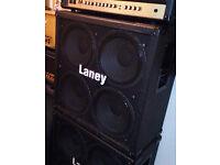 Laney 4x12 straight 200w cab