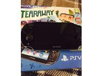 PS Vita + Case