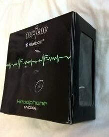 NO FEAR bluetooth Headphone (brand new)