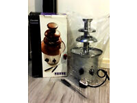 Chocolate Fountain boxed - BRAND NEW