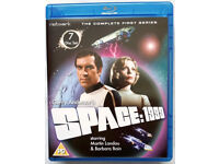 Space 1999 series 1 Gerry Anderson blu-ray Box set
