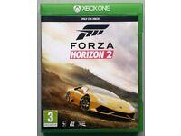 Forza Horizon 2. XBOX ONE.