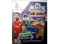 Topps Match Attax 2018/19 Scottish Premier Football League (SPFL) Trading Cards Swap