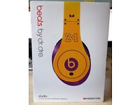 Beats Studio Los Angeles Lakers Limited Edition Headphones