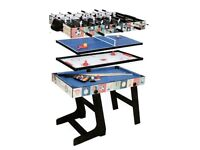 multi 4 game table