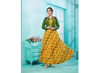 AMBICA LAUNCH GLAMOUR VOL 19 EXCLUSIVE STYLISH COLLECTION OF KURTIS