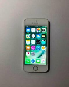 FACTORY UNLOCKED Silver 16GB iPhone 5S (A Condition) -- BLOWOUT! -- [8126]