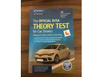 The Official DVSA Driving Theory Test Book