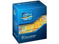 CPU - Intel core i5 3470
