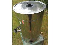 Swan Electric Tea Urn 'Burco' Water Boiler 4 gallon 22.5 litre 470mm high - Leicester