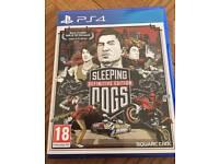 Sleeping dogs ps4 - £15