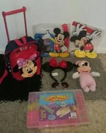 Micky & Minnie Mouse Bundle