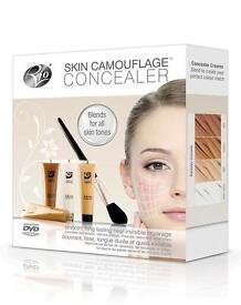RIO SKIN CAMOFLAGE MAKE UP SET