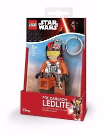 Lego LEDLite Poe Dameron Key Light : Brand new and unopened