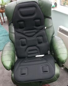 Heated Massage Mat - for Car Seat or Chair